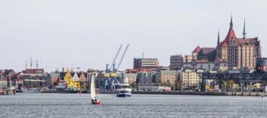 Rostocker Stadthafen, Foto: Elisabeth Woldt nach CC BY-NC 2.0 auf flickr.com
