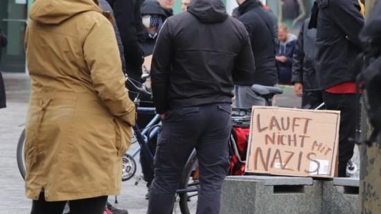 Corono Demo 18.05.2020 Rostock