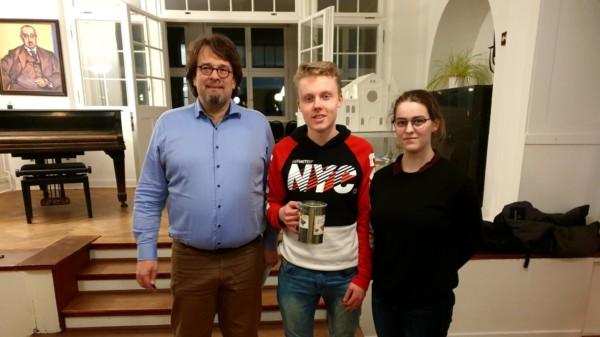 Übergabe Spenden der Jusos Rostock an Max Samuel Haus