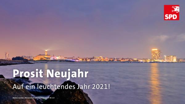 SPD HRO Neujahr 2021