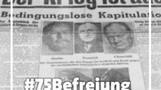 8. Mai 2020: Tag der Befreiung