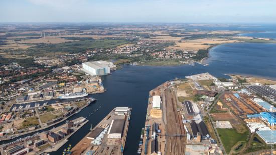 MV Werften Hilfspaket 2020 SPD MV