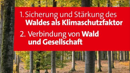 Initiative Unser Wald in MV SPD