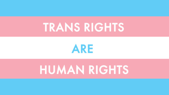 Trans rights are human riights